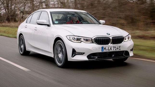 BMW 330e (2021): Leasing