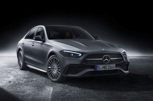 Mercedes C-Klasse W 206 (2021): Design