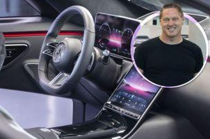 Interview mit Mercedes-Chefdesigner Gorden Wagener