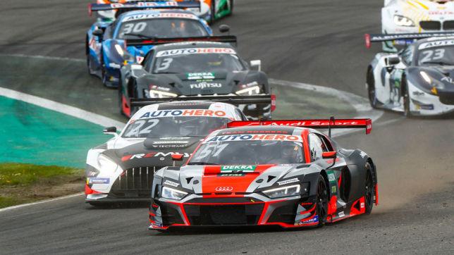 DTM: Saisonauftakt, Monza