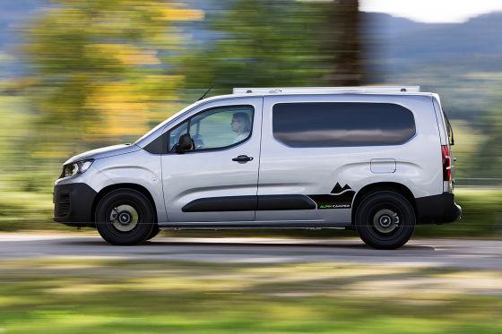 Alpincamper Peugeot Partner