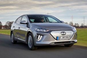 Hyundai Ioniq Elektro Facelift