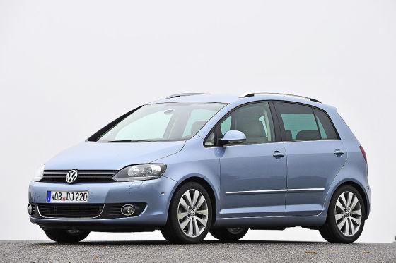 VW Golf Plus 2.0 TDI