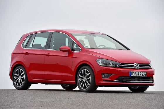 VW Golf Sportsvan 1.6 TSI