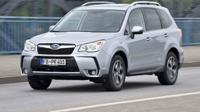 Subaru Forester IV: Gebrauchtwagen-Test