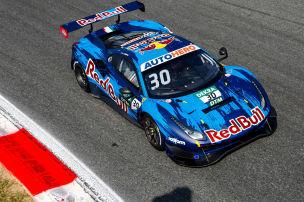 Rookie Lawson: Emotionaler Ferrari-Heimsieg