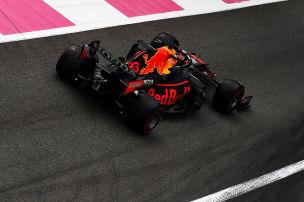 Schumacher-Crash, Verstappen-Pole