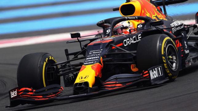 Formel 1: GP Frankreich, heute