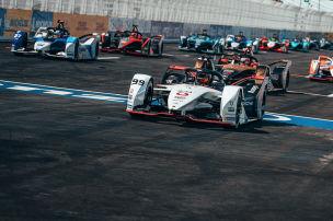 Formel E: Puebla ePrix, Wehrlein