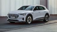 Audi e-tron 50 quattro: Leasing