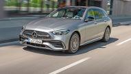 Mercedes C-Klasse (2021): Fahrbericht