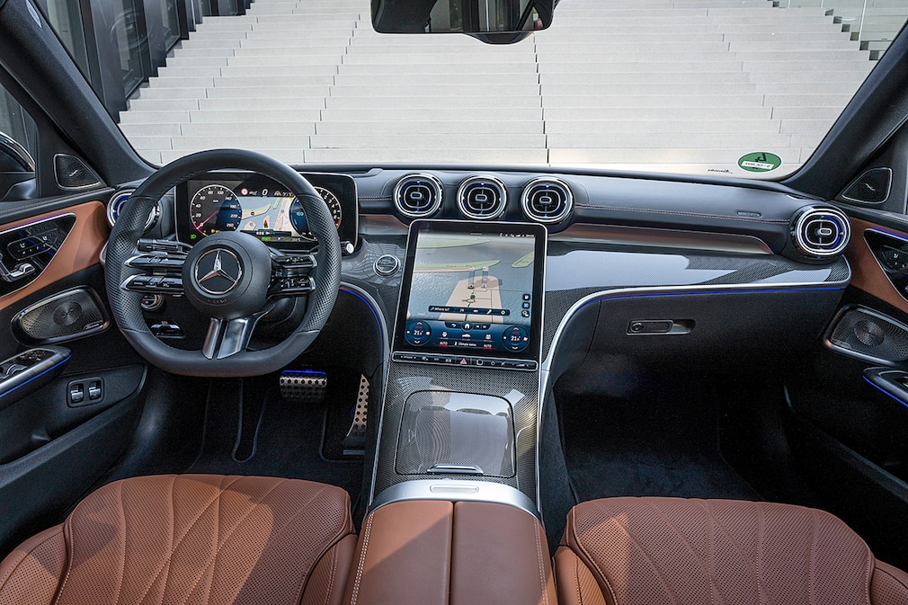 Mercedes C-Klasse C 300e
