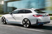 BMWs E-Limousine als Kombi - der i4 Touring