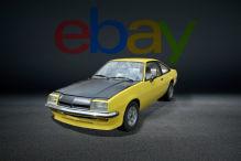 eBay  Opel Manta B