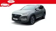 Hyundai Santa Fe (2021): Auto-Abo