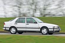 So schl�gt sich der Saab 9000 im Check