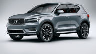 Volvo XC40 T2: Leasing