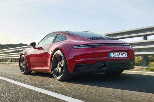 Porsche macht den Carrera zum GTS