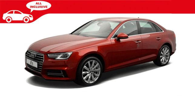 Audi A4 (2021): Auto-Abo