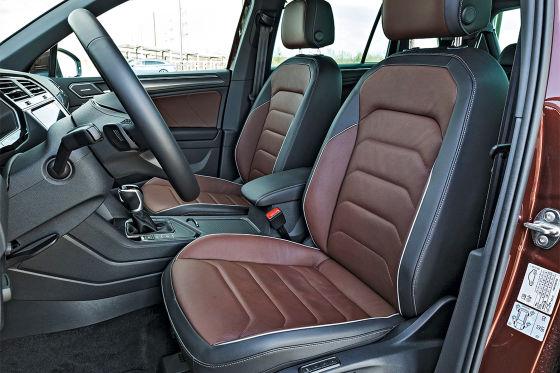 VW Tiguan 1.5 TSI