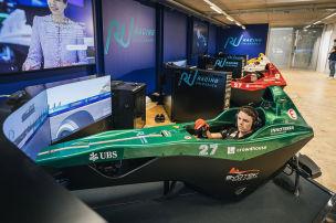 Livestream! Simrace mit F1-Rennern