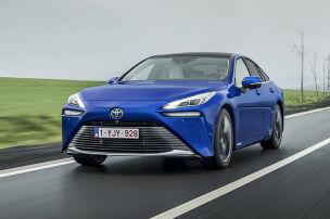 Toyota Mirai (2020): Test