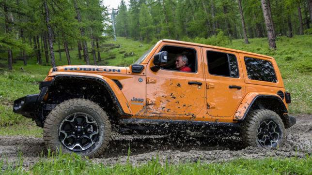 Jeep Wrangler 4xe Rubicon: Test, Motor, Preis