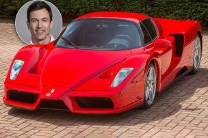 Mercedes-Teamchef trennt sich von seinen Ferraris