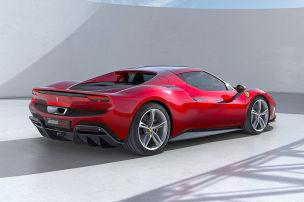 Ferrari 296 GTB kann elektrisch fahren