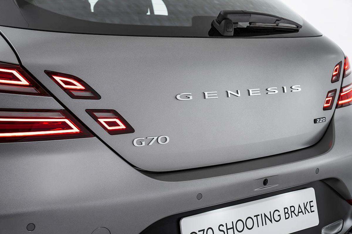 Genesis G70 Shooting Brake