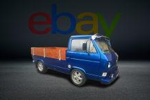 eBay VW T3 Pritsche