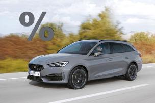 Leon ST e-Hybrid schon ab 27.224 Euro