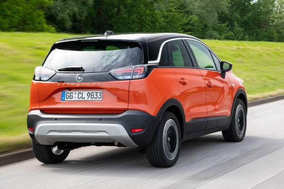 Opel Crossland 1.2 DI Turbo