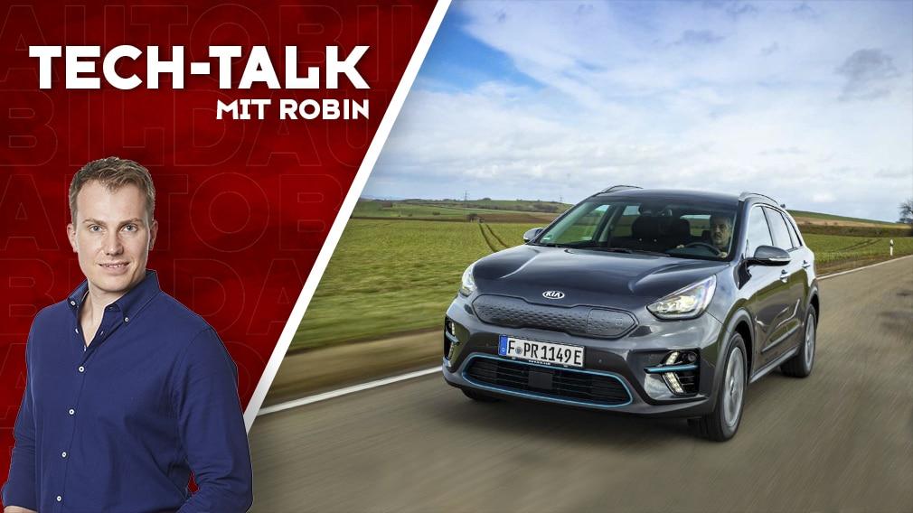 Aufmacher Tech-Talk mit Robin  KIA