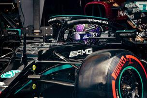 Mercedes meldet sich zur�ck