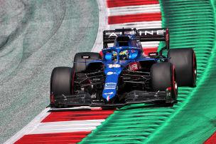 Alonso sauer nach Vorfall mit Vettel