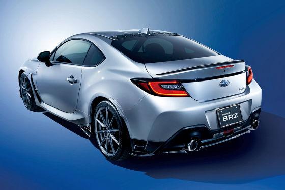 Subaru BRZ STi Tuning
