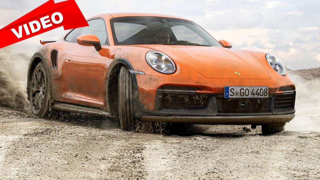 Baut Porsche jetzt doch eine Neuauflage des 911 Safari?