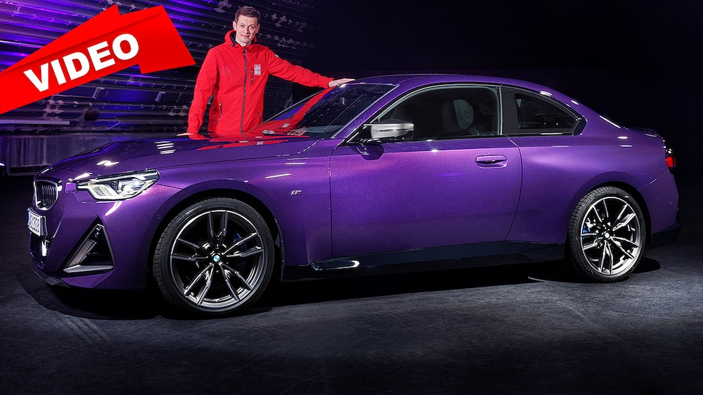 Erster Check im neuen BMW 2er Coupé