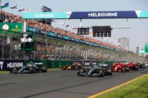 Australien-GP gestrichen