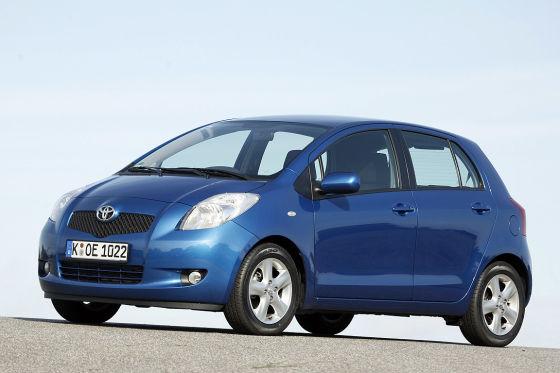 Toyota Yaris 1.3 VVT-i Luna