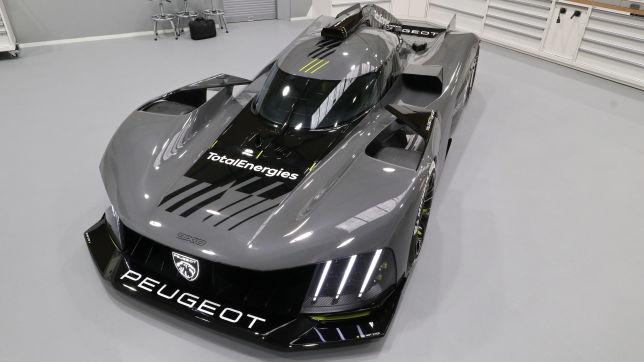 Le Mans: Peugeot 9X8