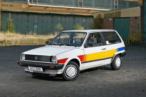 VW Öko-Polo