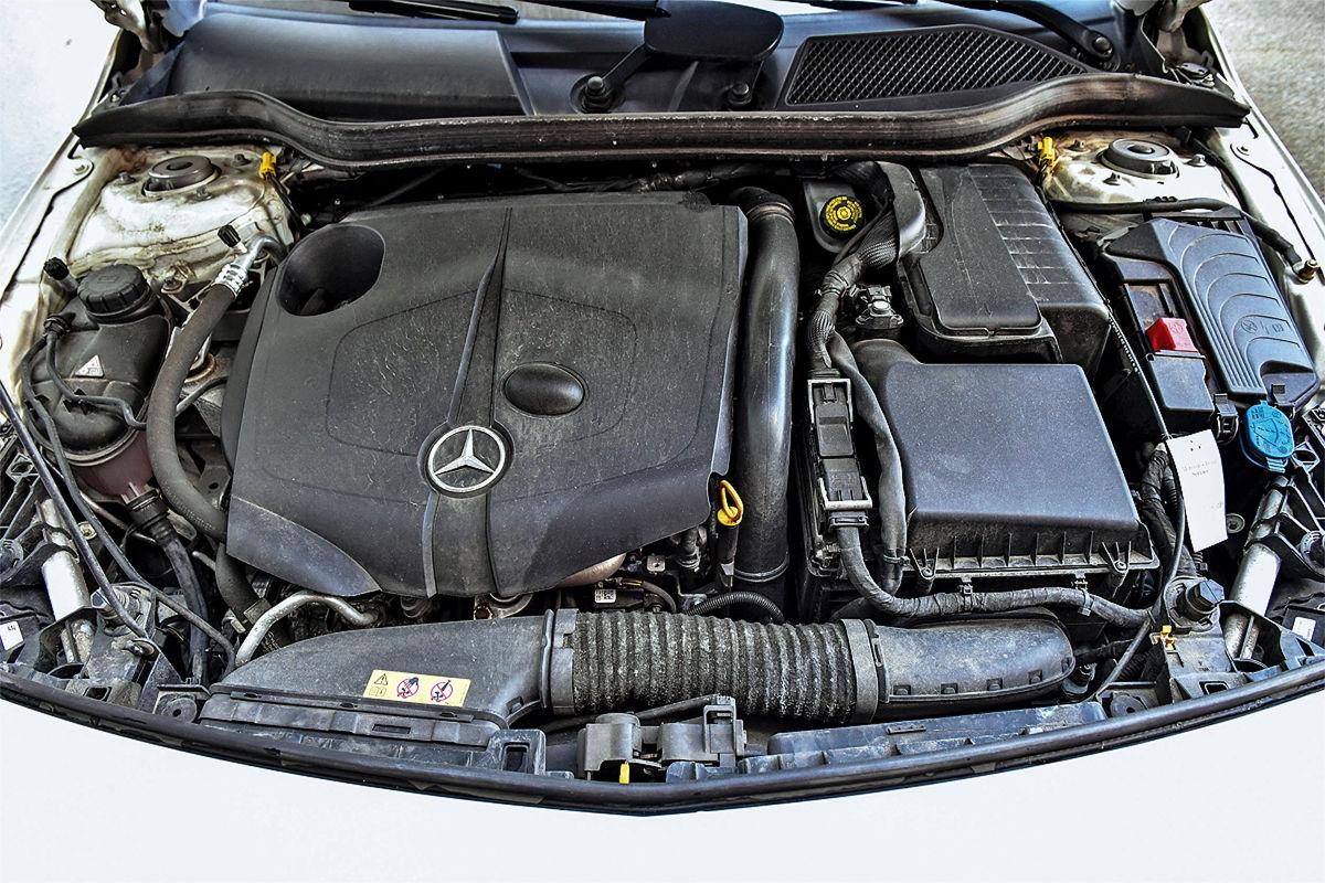 Mercedes A-Klasse 200 d
