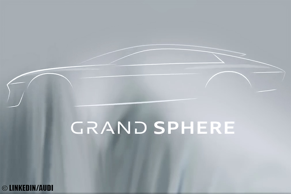Audi Studien Silhouetten