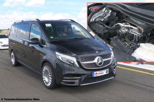 Mercedes V-Klasse mit V8 und 900 PS