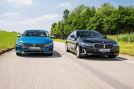 VW Arteon 1.4 eHybrid    BMW 520e