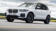 BMW X5 xDriver40d: Leasing