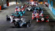 Formel E: Kalender 2022
