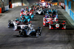 Formel E f�hrt in S�dafrika und Kanada